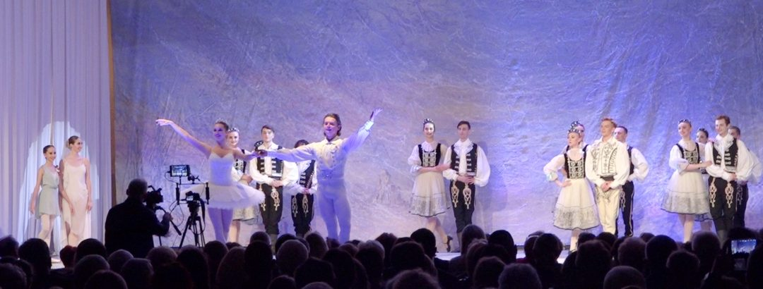 Coppelia w Mazurkasie. VIDEO