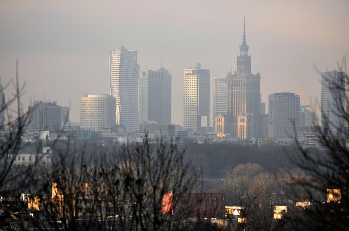 Warszawski Indeks Powietrza czyli czym oddychamy w stolicy