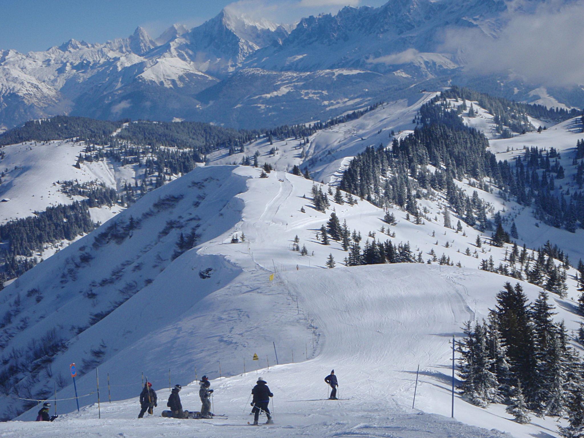 Dokąd na narty – Alpy