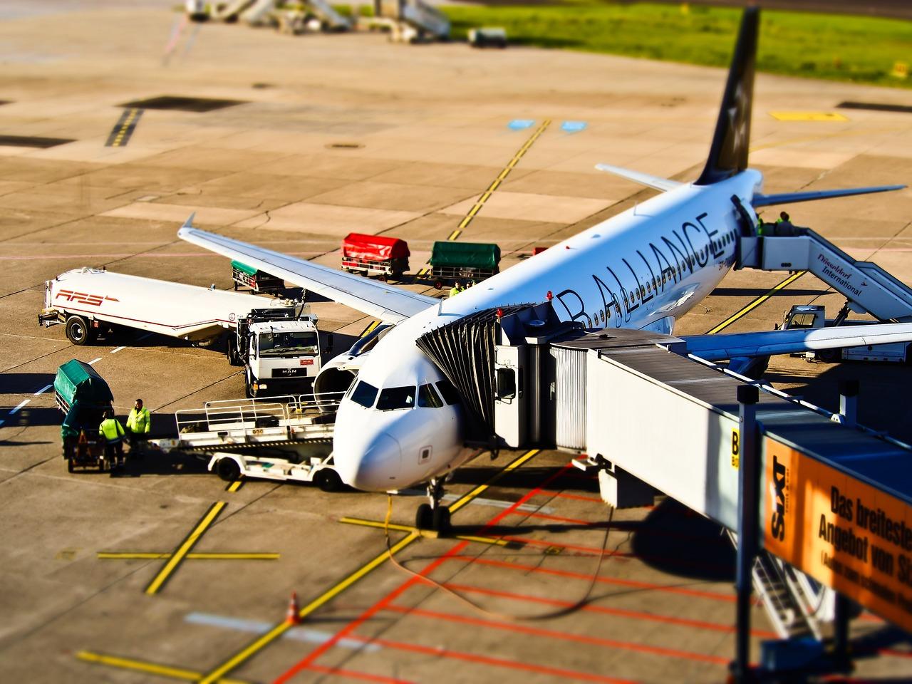 Rośnie liczba skarg na linie lotnicze.