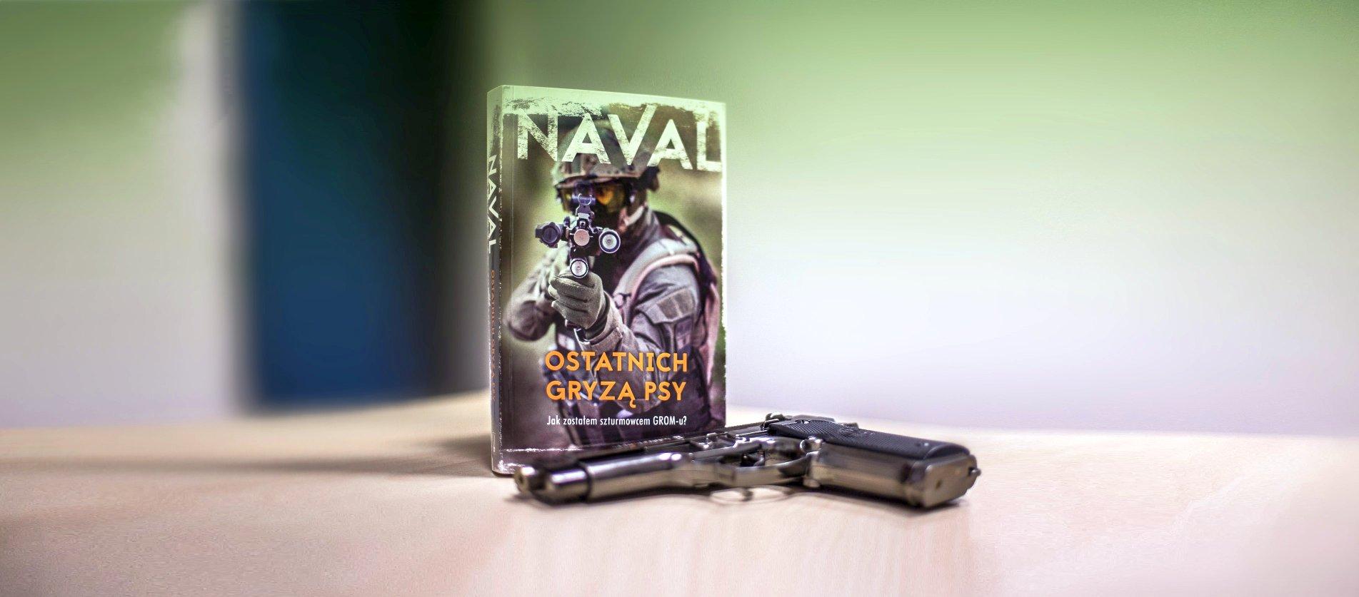 """Naval – """"Ostatnich gryzą psy"""". Premiera książki. VIDEO"""