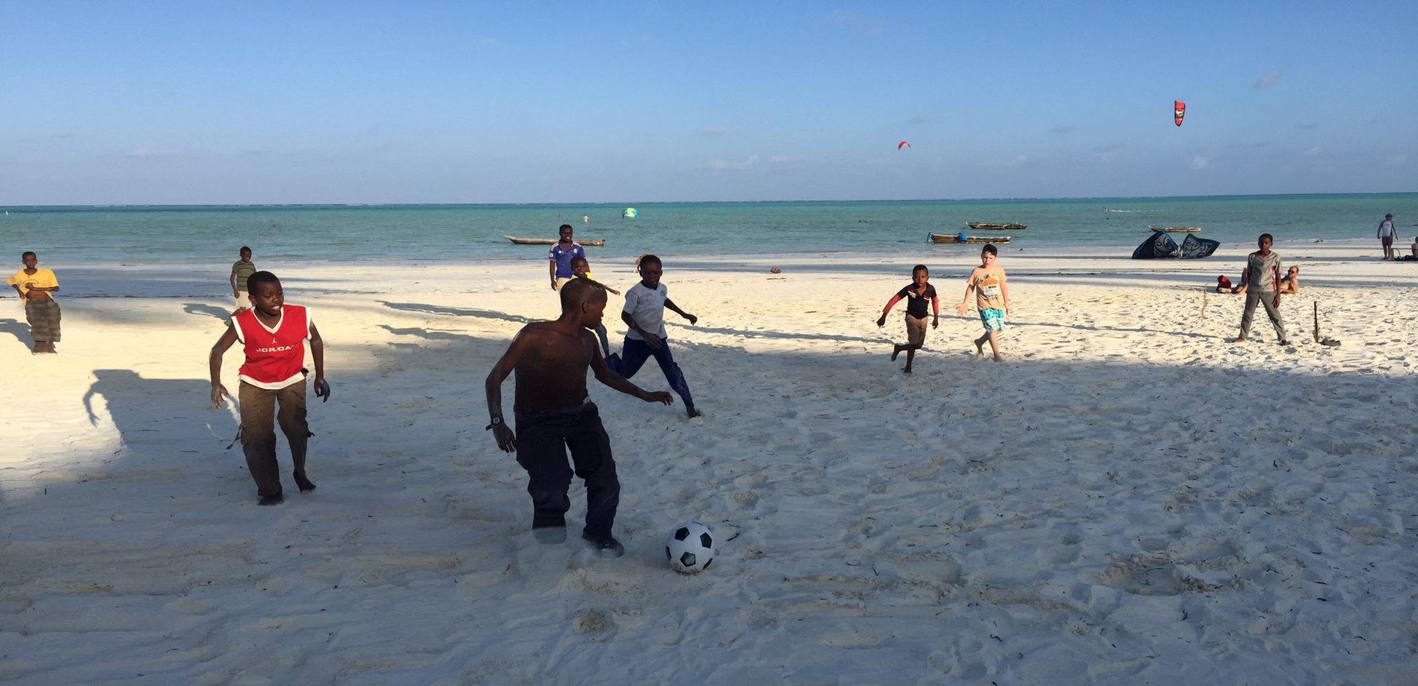 Zanzibar czyli ziemia kontrastów