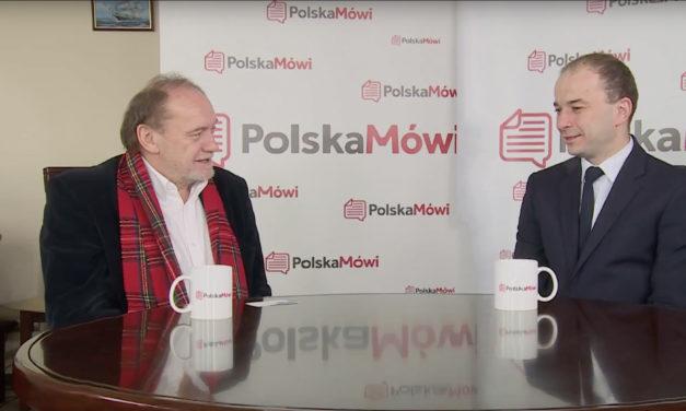 """To zawodowa przygoda życia – w """"Polska Mówi"""" Michał Kozak o organizacji cateringu na szczycie NATO. VIDEO"""