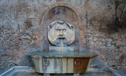 Szum fontanny. Jak (nie)dbano o higienę w Warszawie