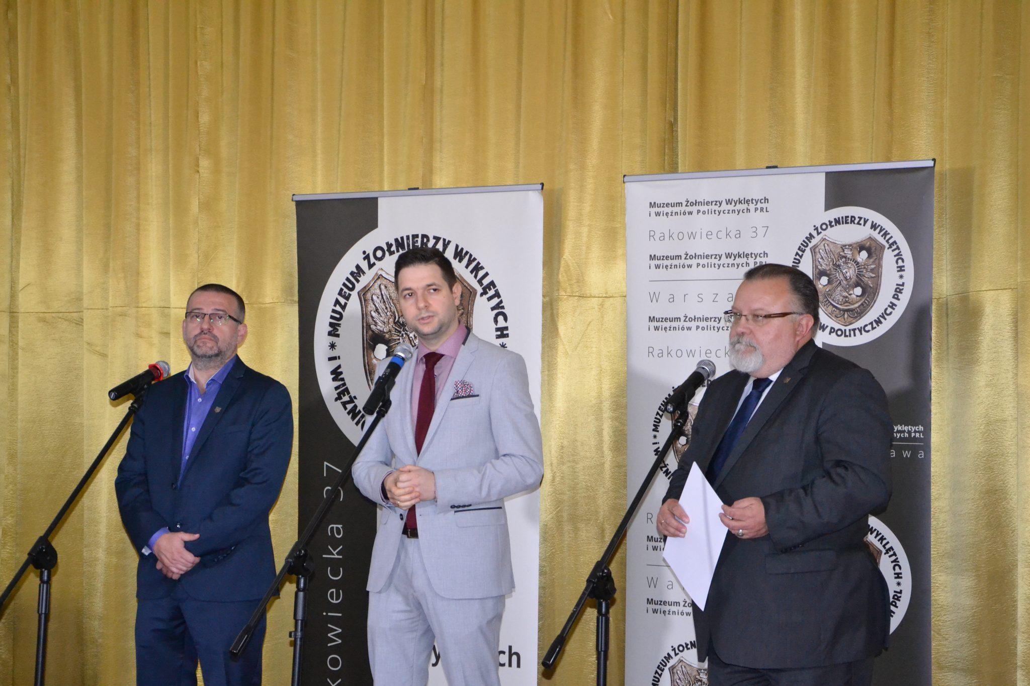 Konkurs na stałą ekspozycję w Muzeum Żołnierzy Wyklętych i Więźniów Politycznych PRL