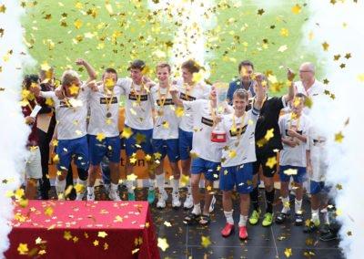 Pilka nozna. IV Mistrzostwa Swiata Domow Dziecka. 23.07.2016