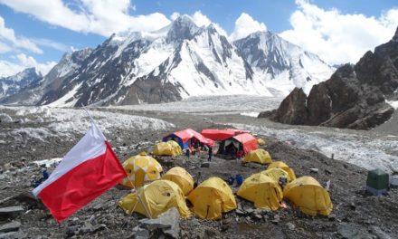 K2 – pierwsza zimowa wyprawa