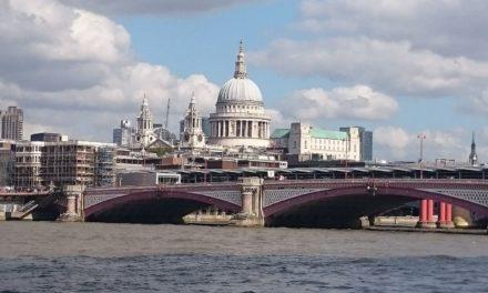 Podróżuj za grosze. Londyn.