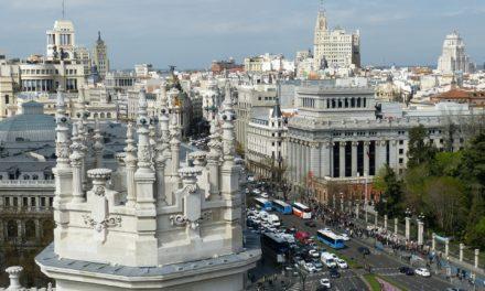Podróżuj za grosze – Madryt.