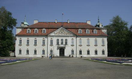 Pałac w Nieborowie zaprasza