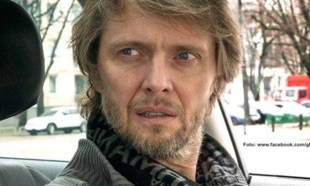 """Pamiętam """"czarny śnieg"""" tak wspomina rodzinny Wałbrzych aktor Grzegorz Kowalczyk. VIDEO"""