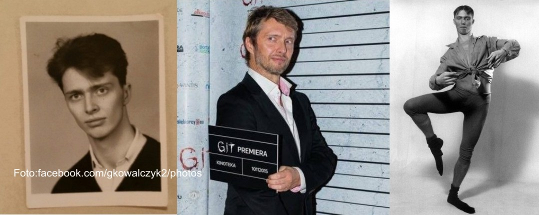 Gej w kopalni??? o swoje pierwszej zawodowej pracy aktor – Grzegorz Kowalczyk