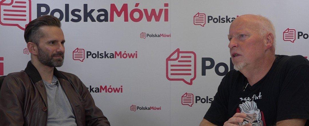 Marcin Bosak o współpracy z Agnieszką Holland. VIDEO