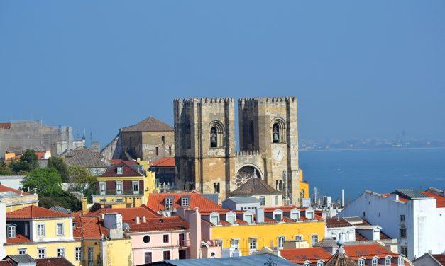 Lizbona wciąż gorąca. VIDEO