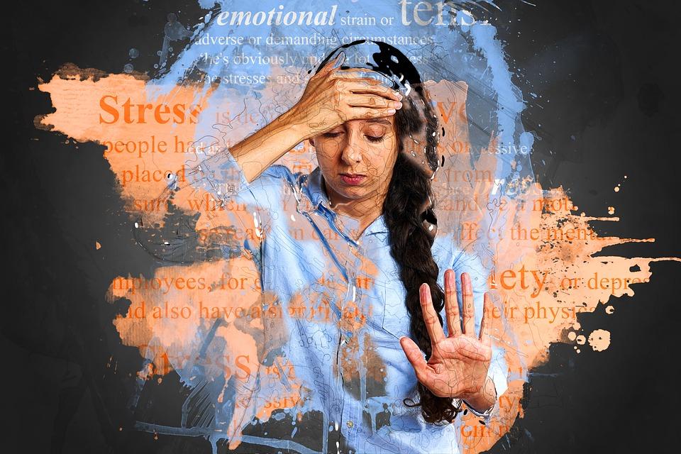 Dziesięć  sposobów na walkę ze stresem