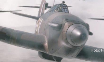 Dywizjon 303. Poznaj datę premiery. / Squadron 303. VIDEO