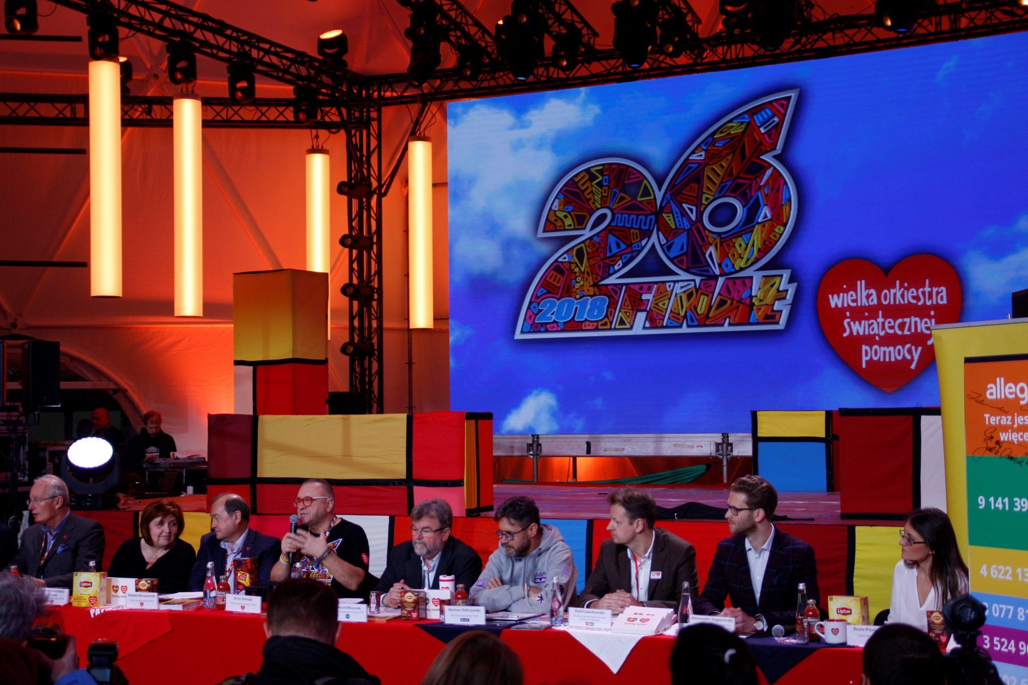Grają w Polsce i na całym świecie -26 Finał WOŚP
