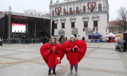 Walentynki w Mieście Zakochanych. Galeria