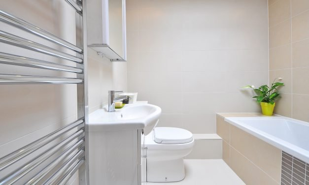 5 sposobów na usunięcie kamienia w łazience