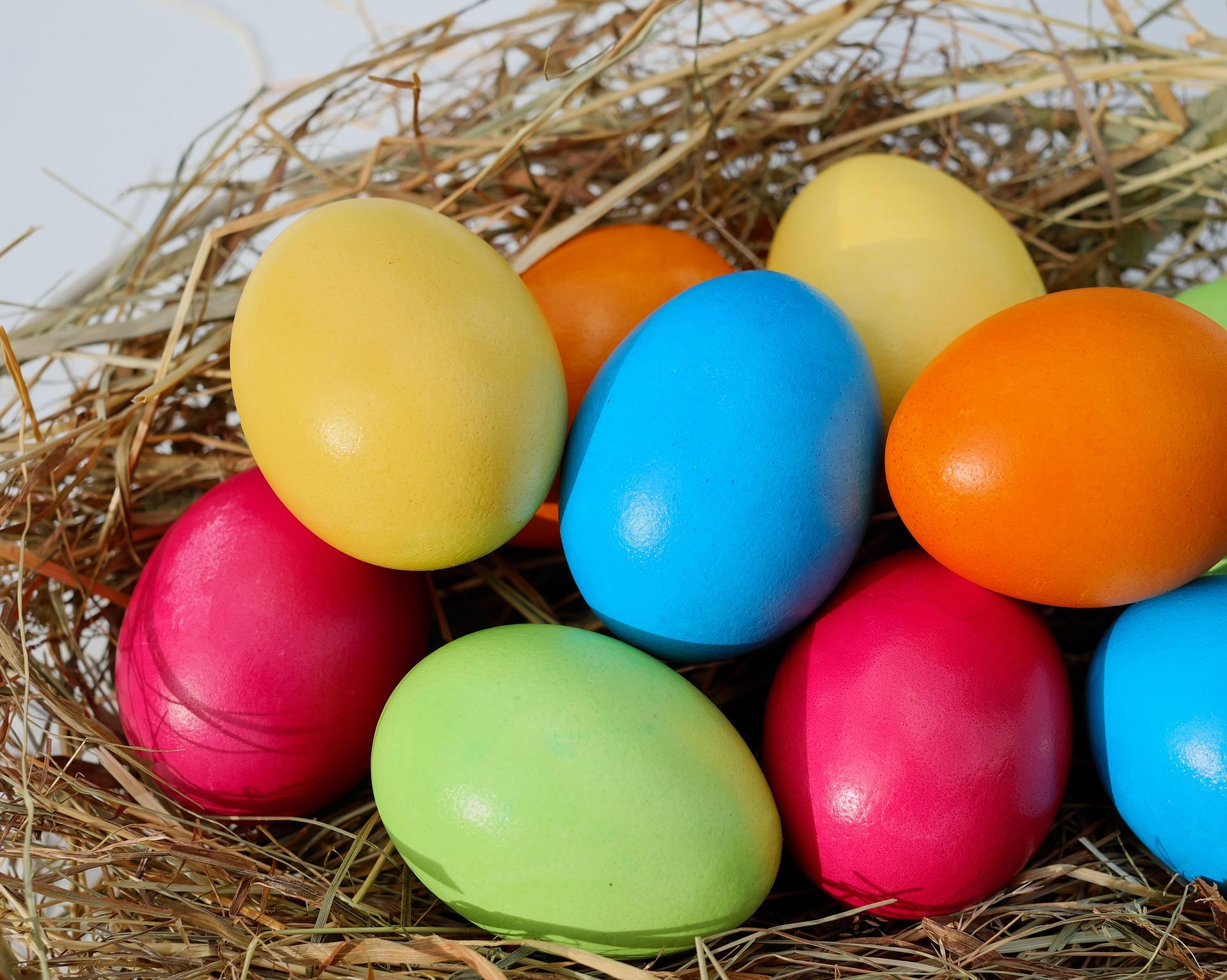 Jajko symbolem Świąt Wielkanocnych | Polska Mówi - portal ...