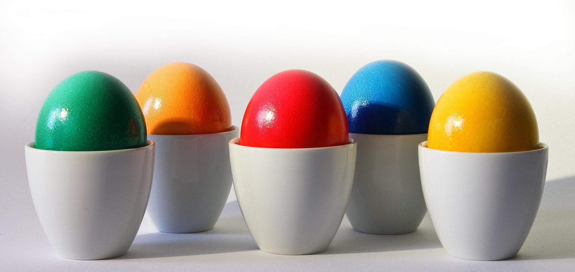 Wielkanoc mniej lubiana?