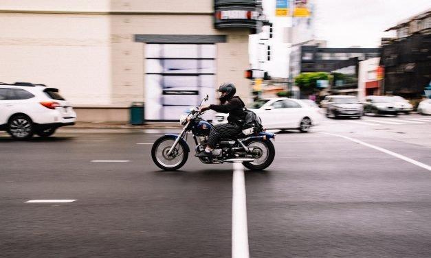 Motocykle na stołecznych buspasach. Na razie testowo!