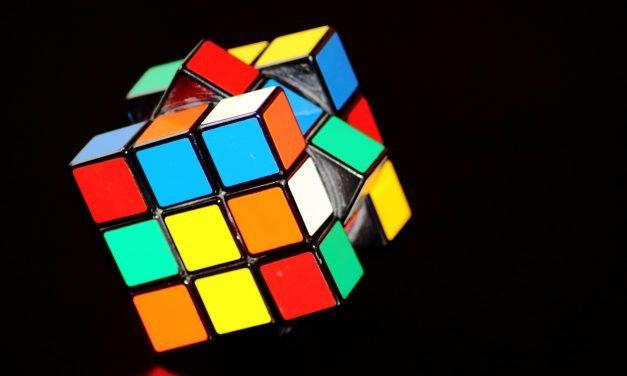 Kostka Rubika – nie tylko dla wybrańców!