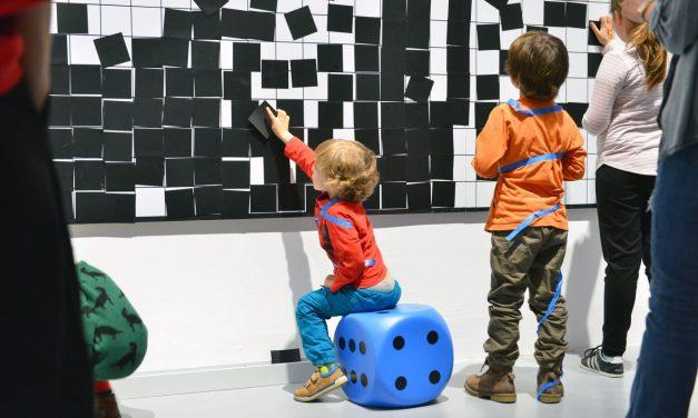Czy sztuką można się bawić? Galeria