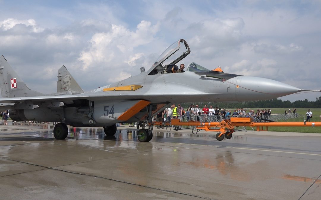 Obchody święta 23. Bazy Lotnictwa Taktycznego