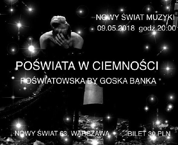 Zaproszenie na koncert Małgorzaty Bańki