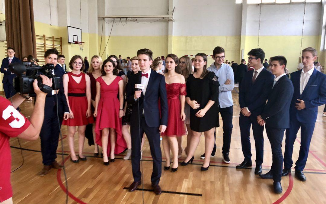 W Gimnazjum w Michałowicach rozpoczęły się wakacje