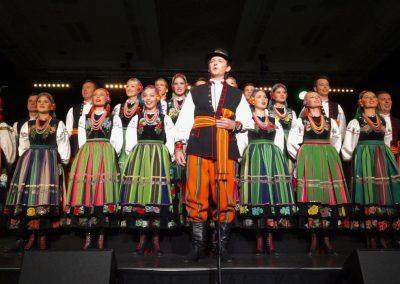 XXXVI Forum Humanum Mazurkas oraz Zespół Mazowsze