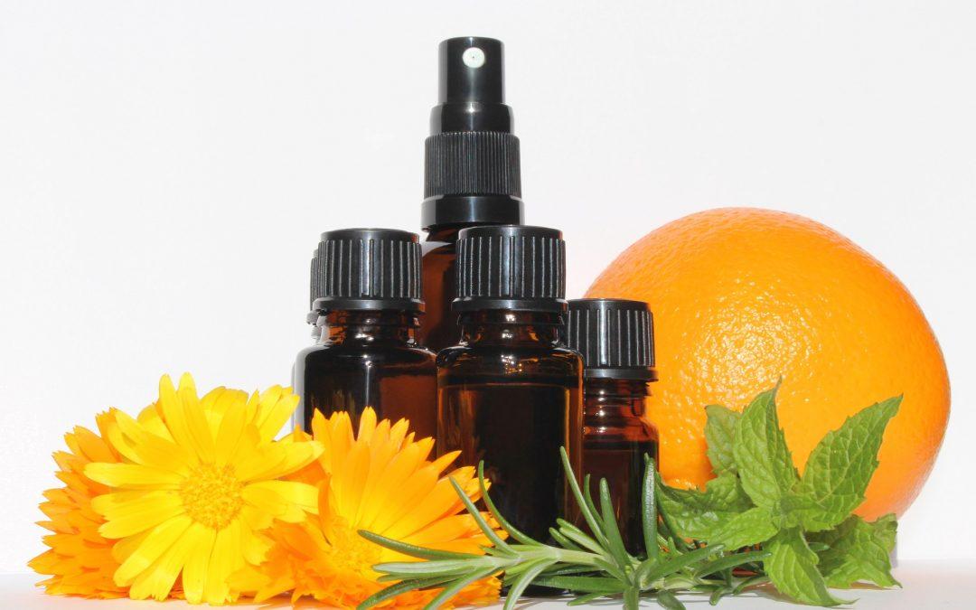 Chcesz być zdrowy – stosuj olejki