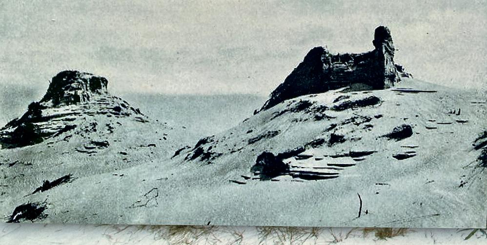 Krynica Morska-Wielbłądzi Garb-najwyższa stała wydma w Europie