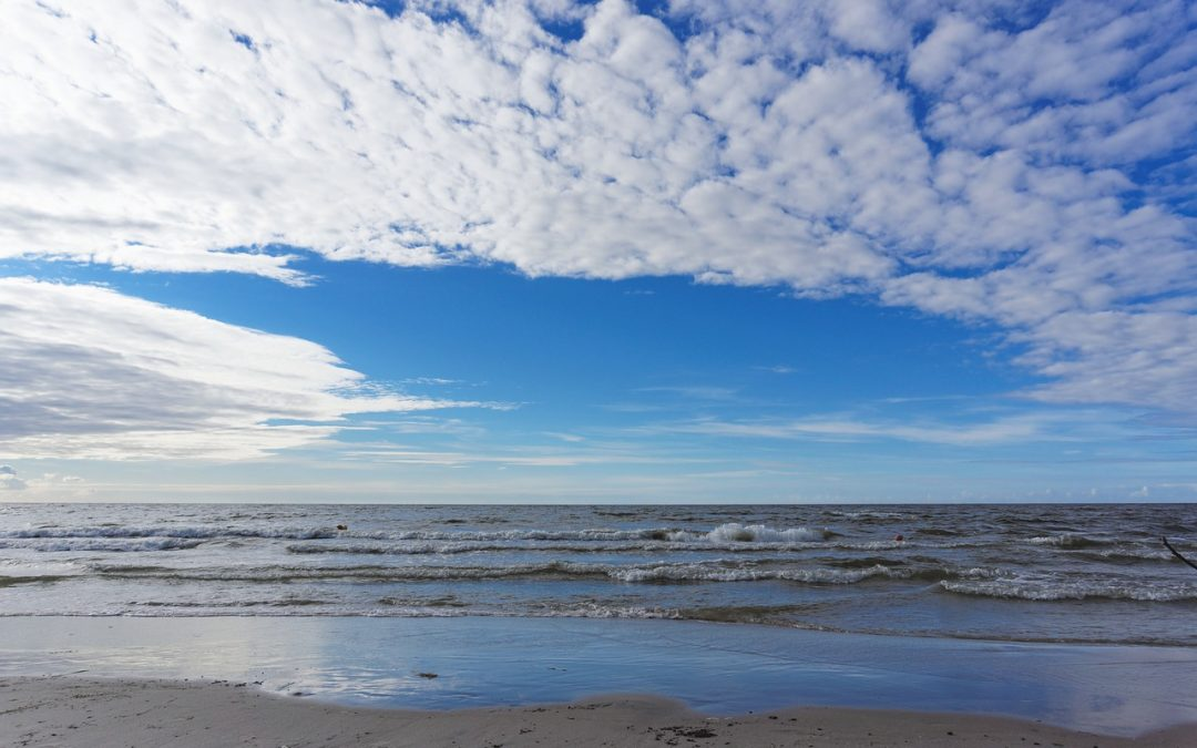 Krynica Morska – Krótki zimowy spacer