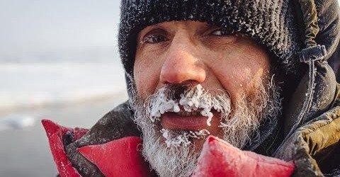 50 dób samotności i zimna – Valerjan Romanovski